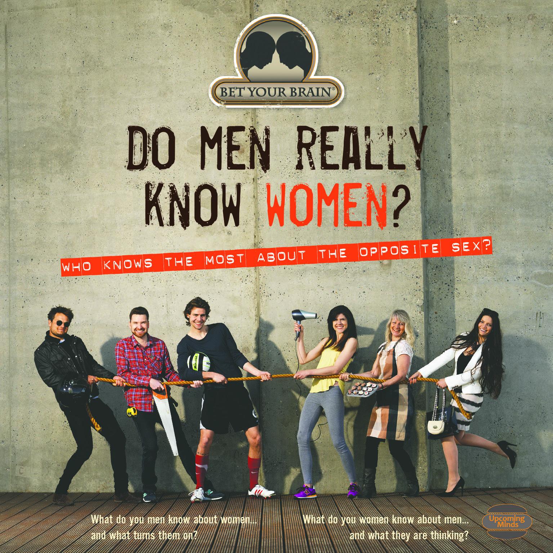 Women & Men – Different but Equal?