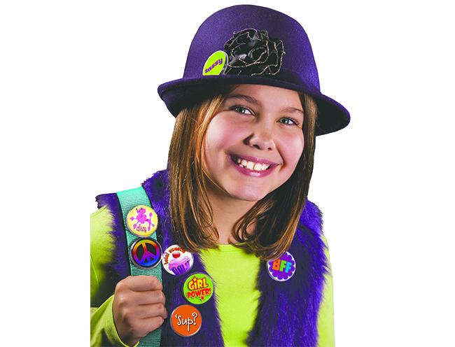 Pige med hat