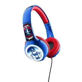 Captain America Civil War Light Up Headphones Image
