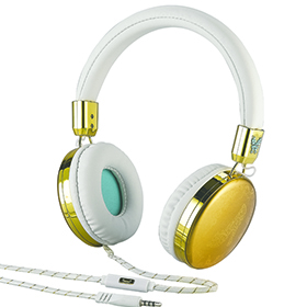 Cinderella Fashion Headphones Image