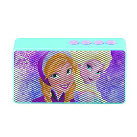 Frozen Bluetooth Speaker Image