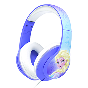 Frozen LED Color changing Headphones Image