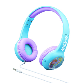 Frozen Light-Up Headphones Image