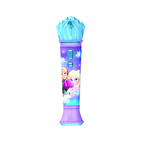Frozen MP3 Microphone Image