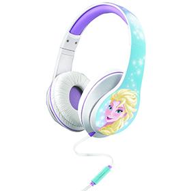 Frozen Headphones with volume reduction Image