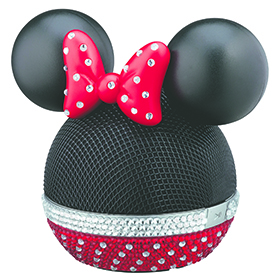 Minnie Mouse Fashion Bluetooth Speaker Image