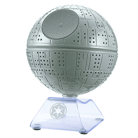 Star Wars Death Star Bluetooth Speaker Image