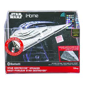 Star Wars Villain Flagship Bluetooth Speaker Image