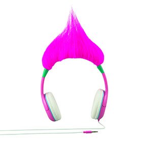 Trolls Stereo Headphones with volume reduction Image